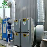 喷涂废气净化处理一体机 喷涂废气处理设备