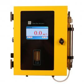 臭氧浓度分析仪 臭氧浓度检测 触摸屏 黄色外壳 BMOZ-2000C