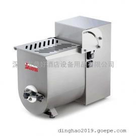 进口全身不锈钢意大利舒文台式搅拌机SIRMAN IP 10 M 台式搅拌机