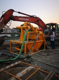 沙场泥浆处理泥水分离机 污水污泥处理设备