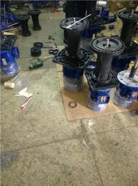 KD款式可空�D立式化工泵 耐酸�A�泳槽液下循�h化工泵