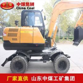 75B轮胎式液压挖掘机,75B轮胎式液压挖掘机报价