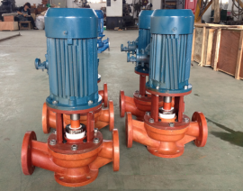 SL立式玻璃钢管道泵