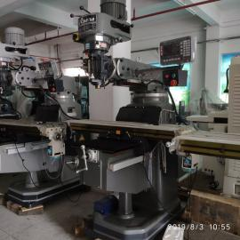 丰堡艾克门FTM-E4立式炮塔铣床 精密铣床 数控铣床全国联保
