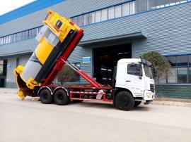 国六东风专用18吨勾臂式垃圾车