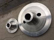 不锈钢轴盘、法兰联轴器304和2205和316L大型异型铸件加工