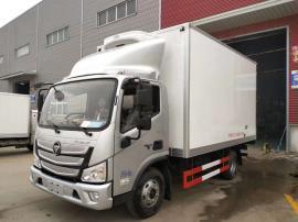 4米单排医疗废物运输车