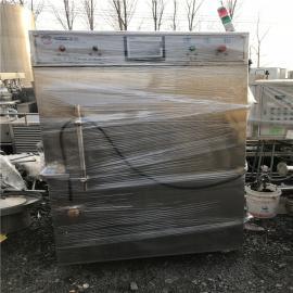 回收闲置液氮速冻机,食品液氮速冻柜拆除回收