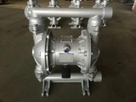 QBY-40�X合金隔膜泵 ��右r四氟隔膜泵