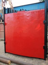 PZ型3×2米单向止水铸铁闸门/启闭机/螺杆整套销售