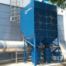 滤筒除尘器脉冲喷吹装置的分气箱符合规定
