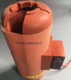 一体电加热套 温控组合式电加热套 一体电加热呼吸器