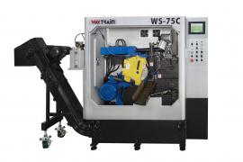 全自动带锯床 金属锯床冷锯床 钛合金切割机威全圆锯机WS-75C
