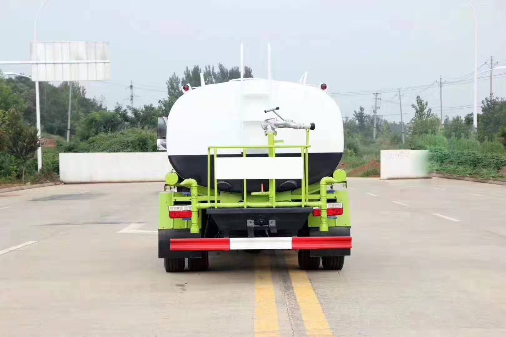 东风国六10吨洒水车报价-东风凯普特洒水车-洒水车10吨