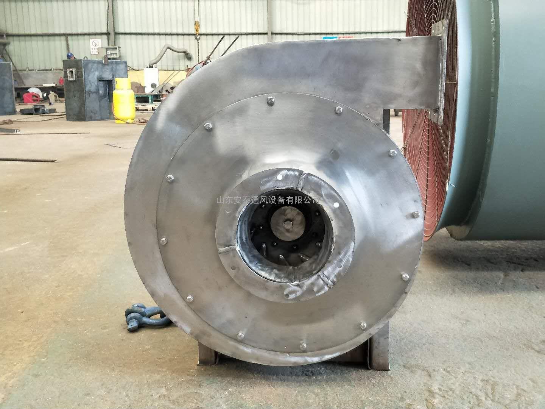 热销W9-19型不锈钢风机|A式直连高压风机|锻冶炉高压强制通风