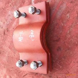 A9双排螺栓管夹 A10四螺栓管夹 A11双排螺栓压紧管卡