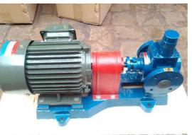 YCB0.6/0.6圆弧齿轮泵泊头齿轮泵