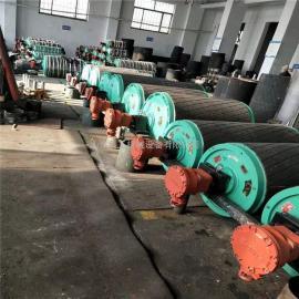 优质矿用YZB油冷式电动滚筒 电动滚筒型号 隔爆型电动滚筒
