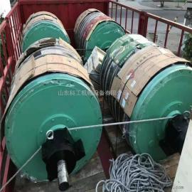 加工定制YDB型油冷式电动滚筒 隔爆矿用电动滚筒 电动滚筒配件