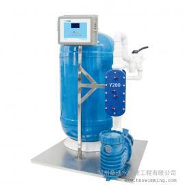 金属离子消毒器-西美克hymatic 离子消毒器组合 游泳池消毒设备