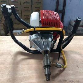便携式背包钻机 轻便式浅层取样钻机 便携式勘探背包钻机