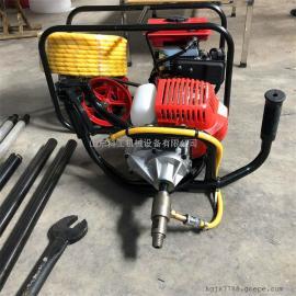 小型汽油机背包钻机 取芯勘探背包钻机 20米钻探取样钻机