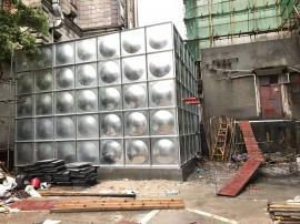 地上式箱泵一体化