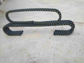 铁塔设备塑料拖链,钢制拖链,铁件拖链