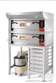 意大利舒文双层烤炉SIRMAN VESUVIO 85*70 2C 比萨饼烤炉(双层)