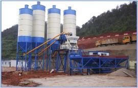 HZS50混凝土��拌站