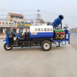 常年出售福田三轮洒水车、五征三轮洒水车、柴油三轮雾炮洒水车