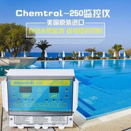 美国卫星250#水质监测仪 游泳池PH、ORP检测仪