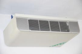 卧式明装风机盘管 超低噪音商用冷暖型中央空调风机盘管