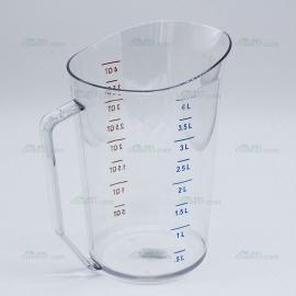 美国进口CAMBRO 量杯 4L塑料不碎量杯 聚碳酸酯量杯 现货