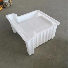 水利流水槽模具 U形排水沟模具 水渠板塑料模具定制