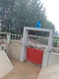 dn600铸铁平板闸门双向止水铸铁闸门