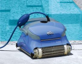 以色列海豚M250全自动吸污机 Maytronics进口泳池吸污机清洁设备