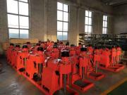 生产海沧隧道用zlj700钻注一体机 后退注浆钻机