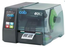 德国CAB EOS2/300条码打印机--操作方便