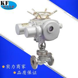 导热油高温防爆电动截止阀 J941W-16P不锈钢电动截止阀