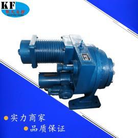 DKJ-7100电子式角行程电动执行器 推力6000N电动阀门控制器