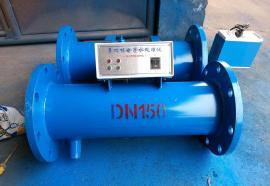 循环水直通式电子水处理仪