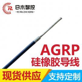 铁氟龙硅橡胶高温线 日木线缆AGRP-0.75?#26898;?硅胶编织导线