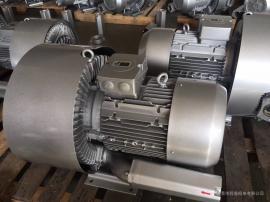 25KW双段旋涡气泵 2HB920-HH47高压鼓风机