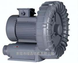 全风RB-022低噪音高压鼓风机 加装消音器过滤器