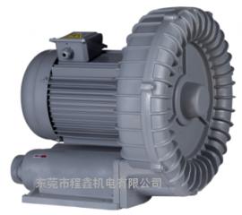 全风3.7KW循环高压风机 RB-055带消音器低噪音