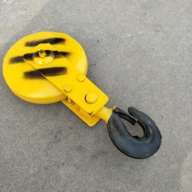 3T电动葫芦吊钩 葫芦专用吊具 规格齐全 耐磨耐用