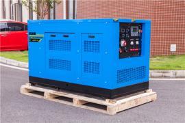 大功率400A四缸柴油电焊机