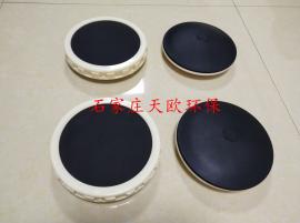 平板硅胶曝气盘 平板式橡胶曝气盘