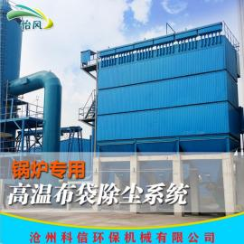 生物质锅炉布袋除尘器